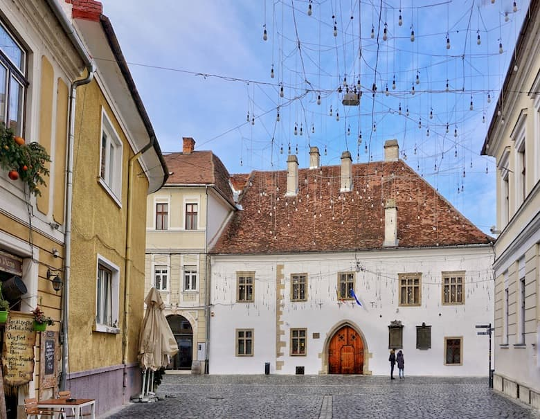 Touristic sights in Cluj