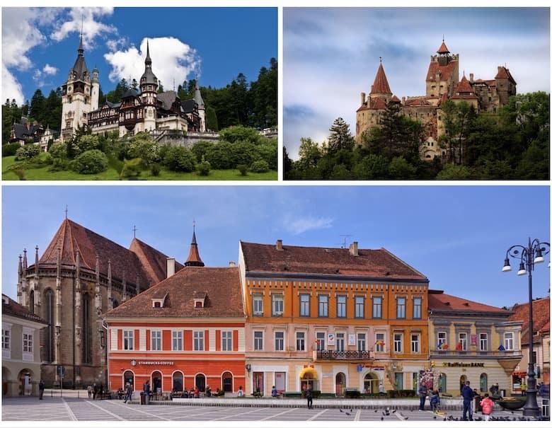 Best of Romania in 10 days