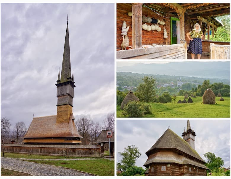 Maramures and the UNESCO wooden churches