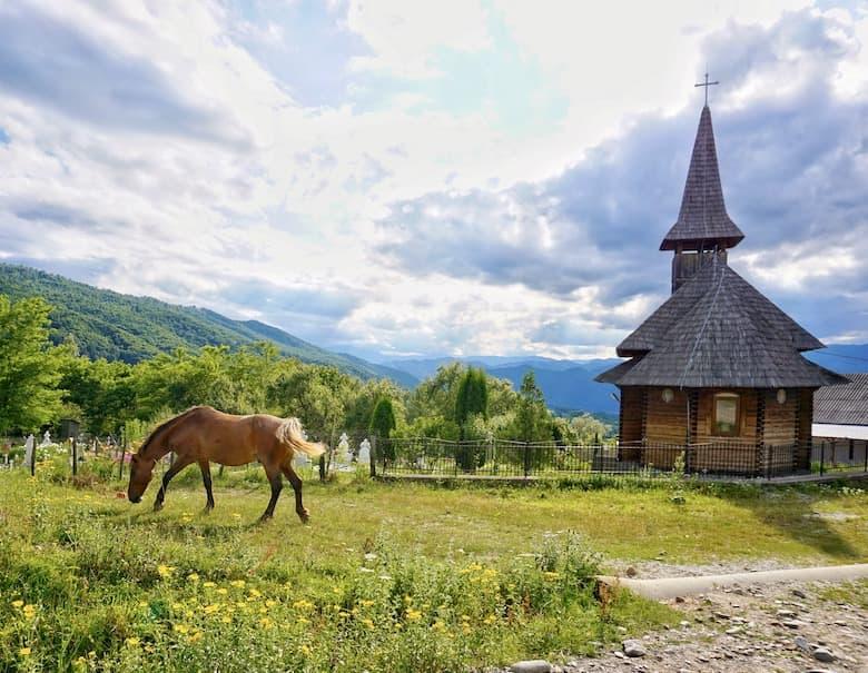 Slow travel to Romania