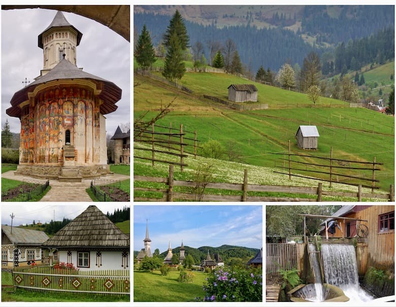 Romania at its best journey