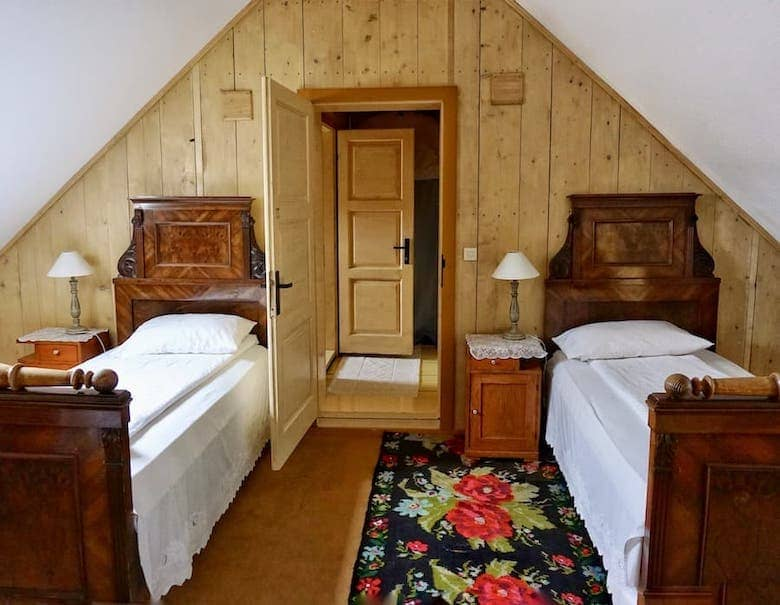 Affordable accommodation in Romania