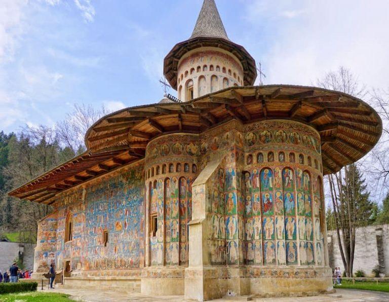 Sample tour in Romania