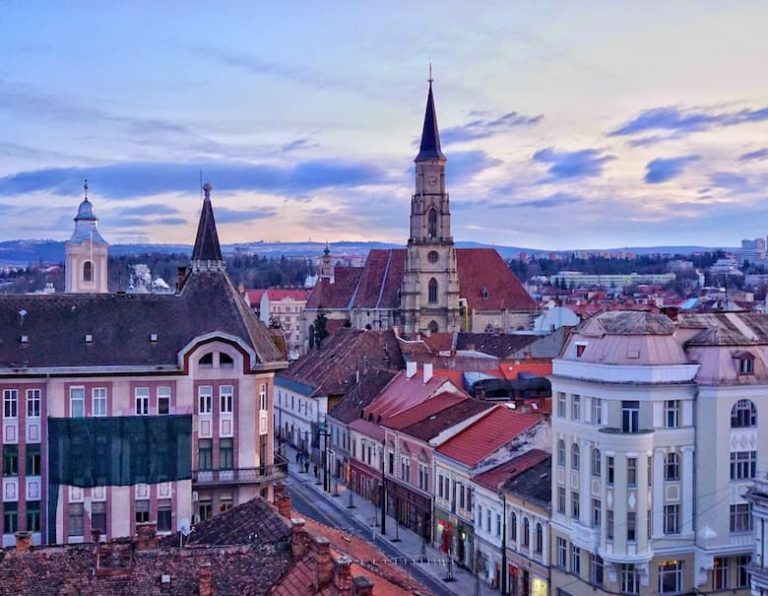 Visit Cluj on your next trip to Romania