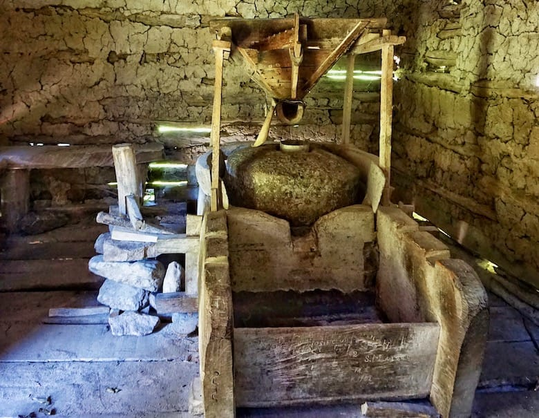 Watermill in Banat