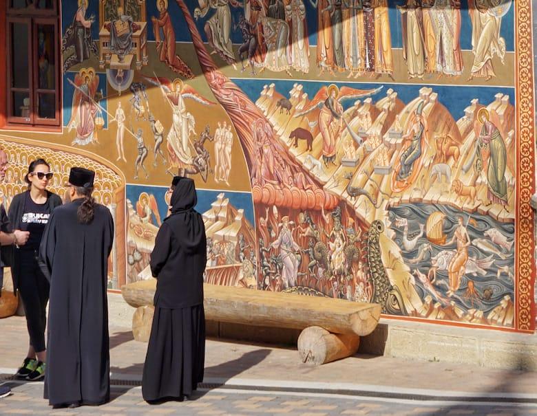 Pre-Easter religious rites
